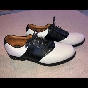 Nike Golf Men's Oxford Golf Shoes Size 9